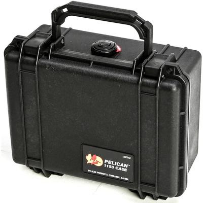 Pelican 1150 Case without Foam (Black)
