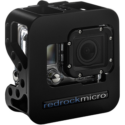 Redrock Micro Cobalt Cage for GoPro Hero 3, 4 and 4+