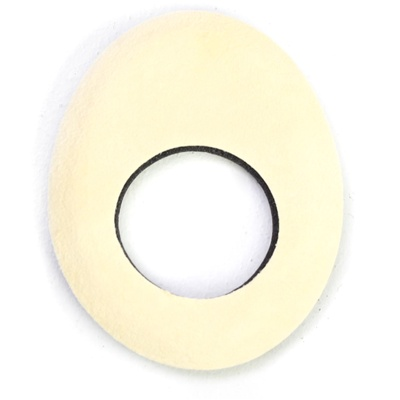 Bluestar Small Oval Eyecushion - Chamois
