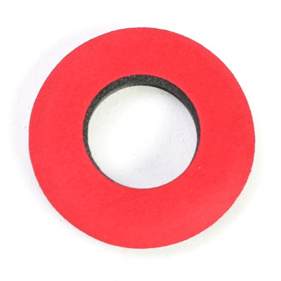 Bluestar Small Round Eyecushion - Microfibre (Red)