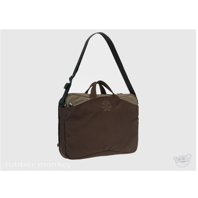 Crumpler The Chester Squander - Brown and Light Brown
