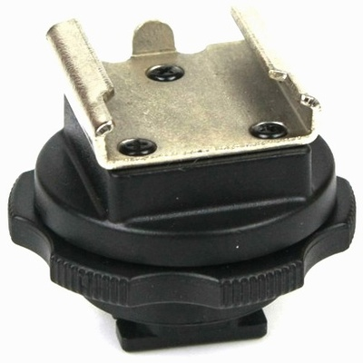 Sony Mini Hotshoe to Standard Hotshoe Adapter