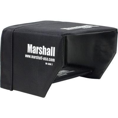 "Marshall Electronics Sun Hood for M-CT7 7"" Camera Monitor"