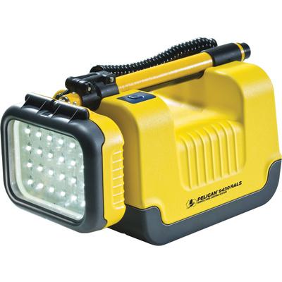 Pelican 9430 Remote Area Lighting System Spotlight - Yellow