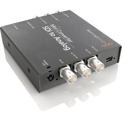 Blackmagic Design SDI to Analog Mini Converter
