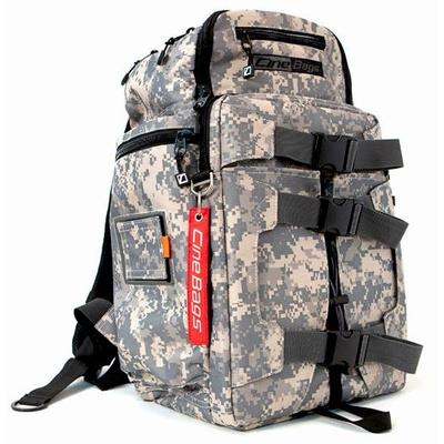 Cinebags Revolution CB25 DC Backpack - Digital Camo