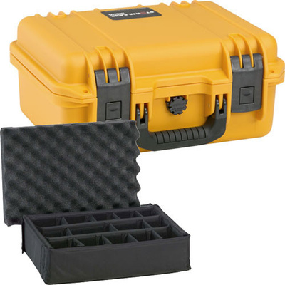 Pelican iM2200 Storm Case with Padded Dividers (Yellow)