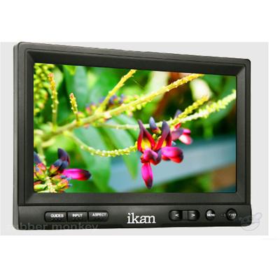Ikan V8000HDMI-C Monitor/Battery Plate Kit