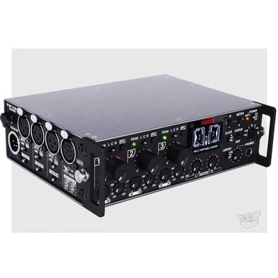 Fostex FM3 - 3 Channel Portable Mixer