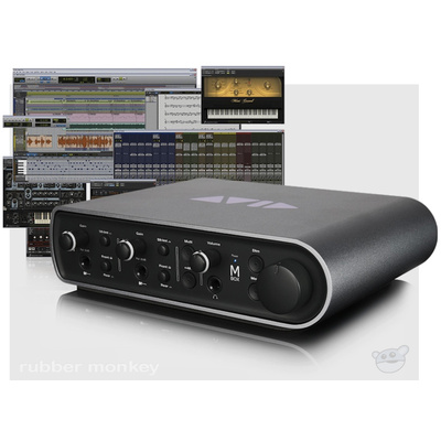 Avid Pro Tools 8 LE Software Mbox