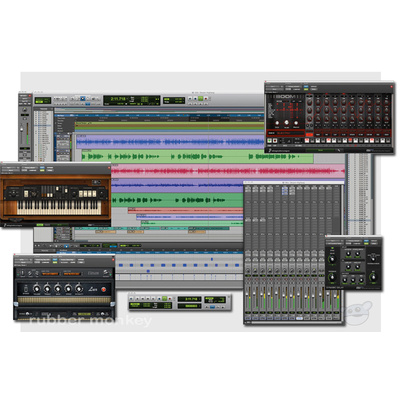 Avid Pro Tools LE 8 Software Version Upgrade