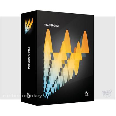 Waves Transform TDM Bundle