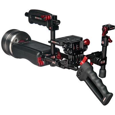 Zacuto Fee-N-G ENG style camera rig