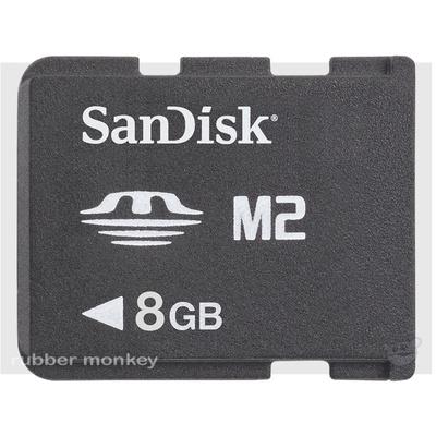 SanDisk MS Micro M2 8G