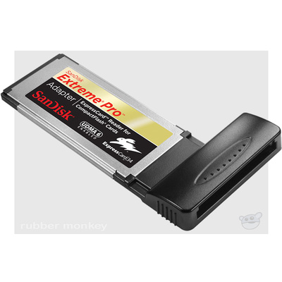 SanDisk Extreme Pro Express Card CF Adapter