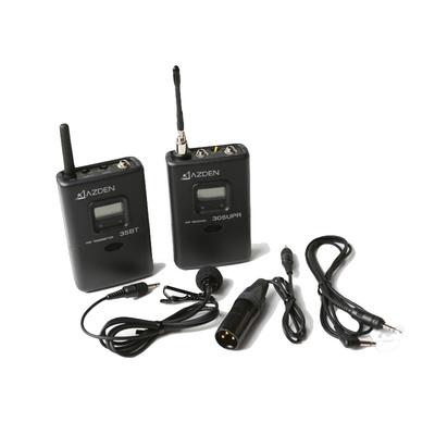 Azden 305LT Body Pack Wireless System
