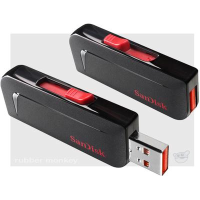 Sandisk Cruzer Slice USB Flash Drive 4GB