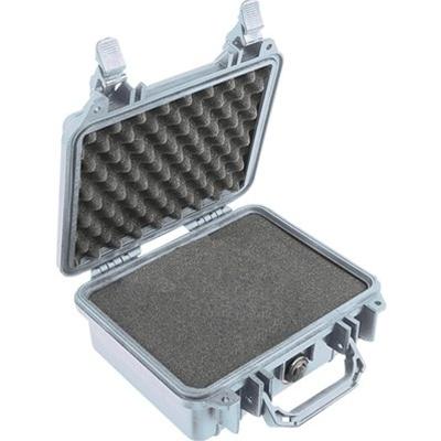 Pelican 1200 Case (Silver)