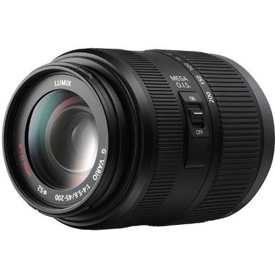 Panasonic Lumix G Vario 45-200mm Lens for micro 4/3