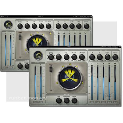 Waves UM225 UM226 Stereo to Surround Native