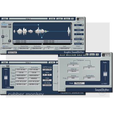 Waves SoundShifter