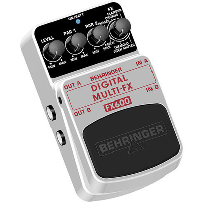 Behringer Digital Multi-Effects FX600
