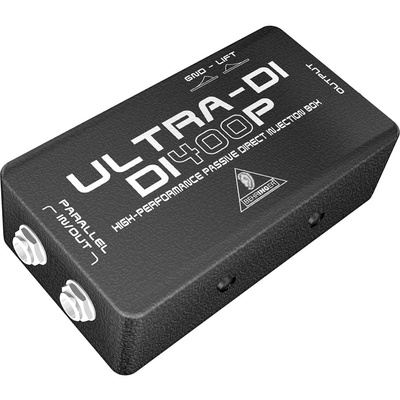 Behringer Ultra DI DI400P Passive Direct Box