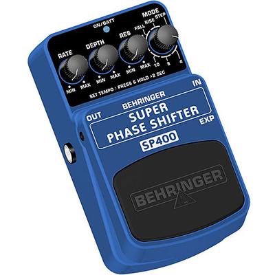 Behringer Super Phase Shifter Effects Pedal