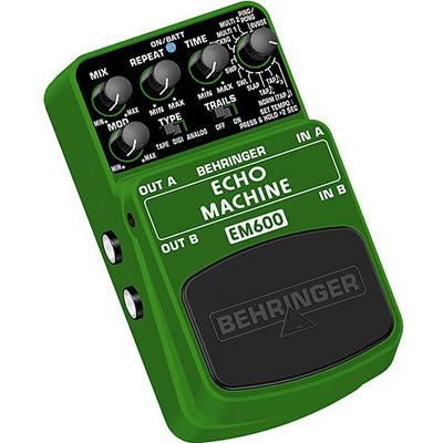 Behringer EM600 Echo Machine Effects Pedal