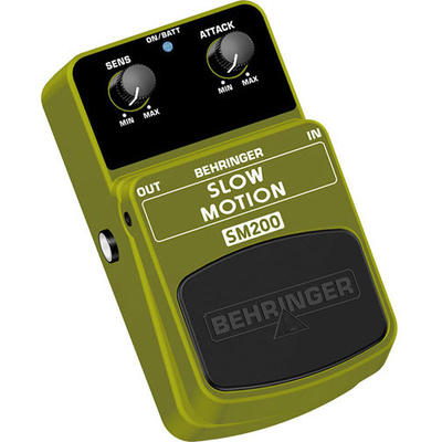 Behringer Slow Motion Effects Pedal