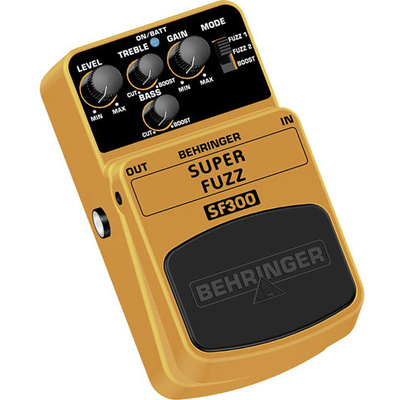 Behringer Super Fuzz Effects Pedal