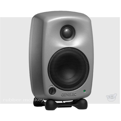 Genelec 8020B Compact Two-Way Active Nearfield Monitor - Silver