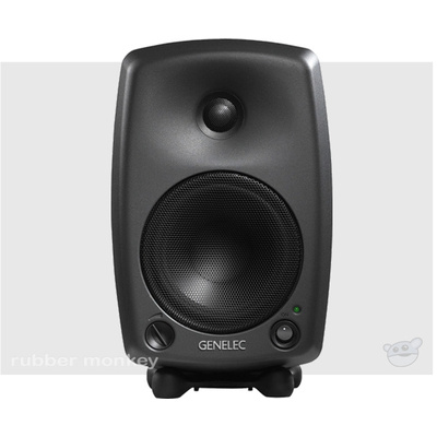 Genelec 8030A Compact Two-Way Nearfield Monitor - Mystic Black