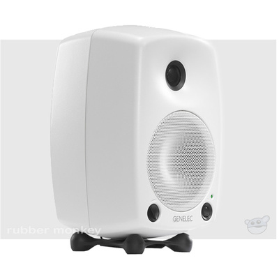 Genelec 8030A Compact Two-Way Nearfield Monitor - White