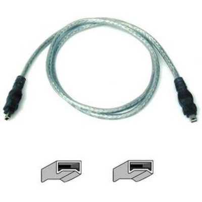 Belkin 4-pin to 4-pin Firewire Cable 3ft