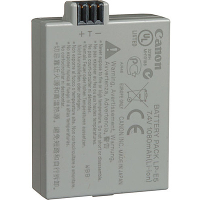 Canon LP-E5 Battery Pack