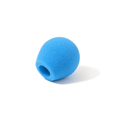 Rycote 104416 - Small Diaphragm Mic Foam (Blue)