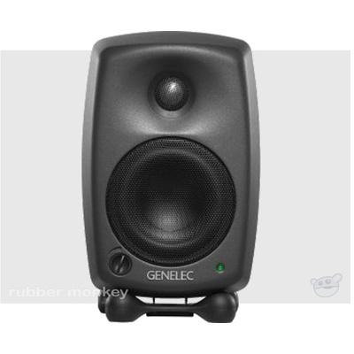 Genelec 6020A Compact Two-Way Active Loudspeaker - Black