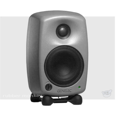 Genelec 6020A Compact Two-Way Active Loudspeaker - Silver