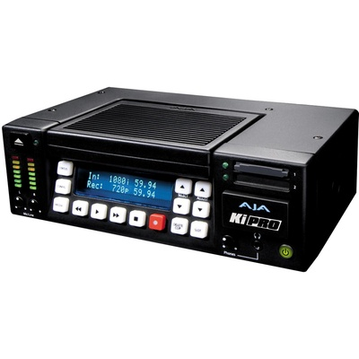 AJA Ki Pro Portable Recorder Bundle