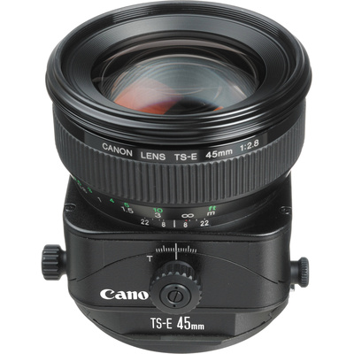 Canon 45mm f2.8L Tilt Shift Lens