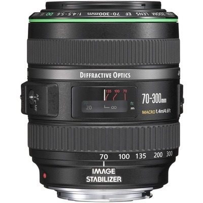 Canon EF 70-300mm f4.5-5.6 DO IS USM Telephoto Lens