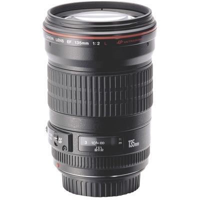 Canon EF 135mm f2.0L USM Autofocus Lens