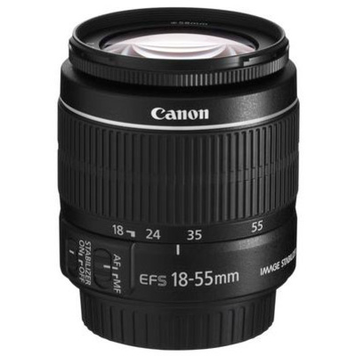 Canon EFS 18-55mm f3.5-5.6 IS II Lens