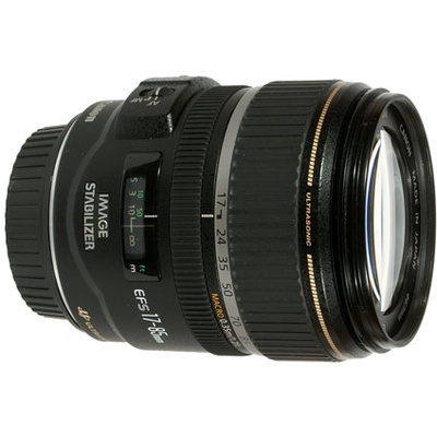 Canon EFS 17- 85mm f4-5.6 IS USM Lens