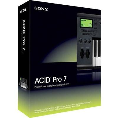 MAGIX Entertainment ACID Pro 7 (Download)