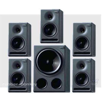 EMES Pink Surround Speaker System