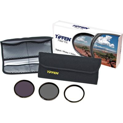 Tiffen 77mm Digital Essentials Filter Kit