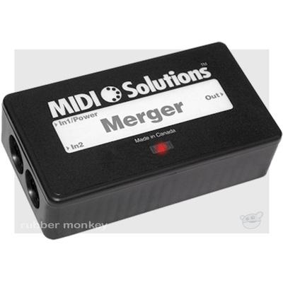 MIDI Merger