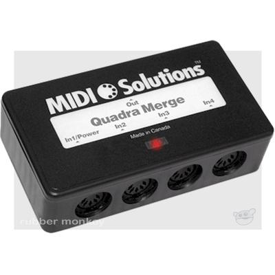 MIDI Quadra Merge